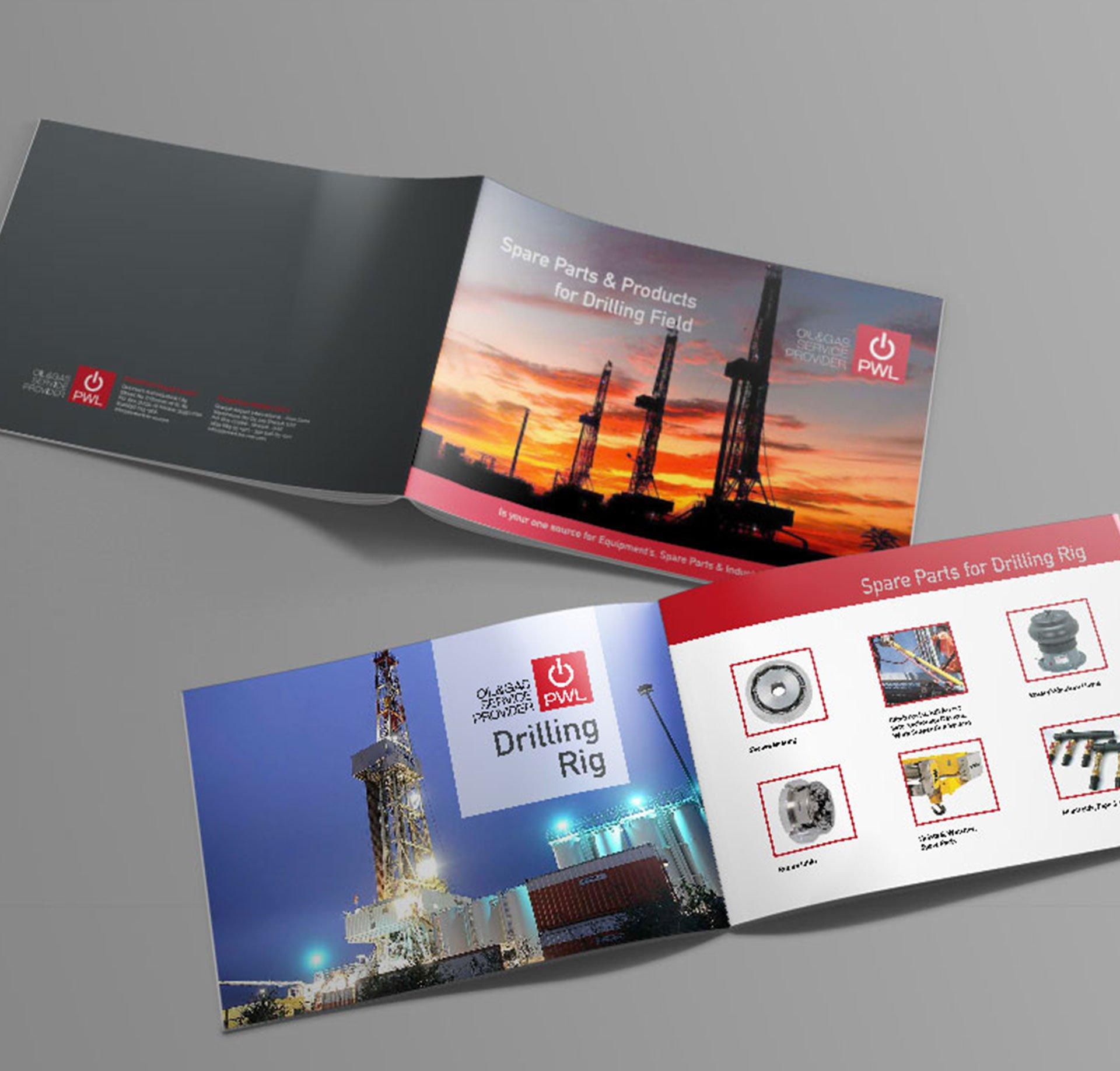 PWL drilling brochure